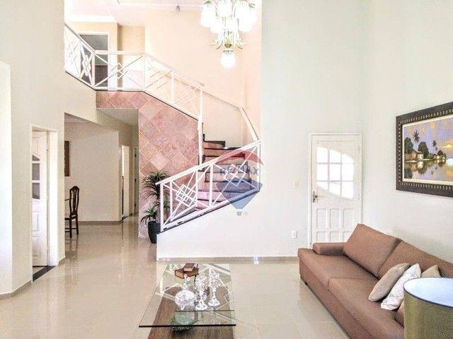 Casa no Catolé, com 340m², 5 quartos, sendo 3 suítes e 4 salas. - Foto 10