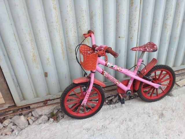 Bicicleta aro 16 so 200  avista - Foto 2