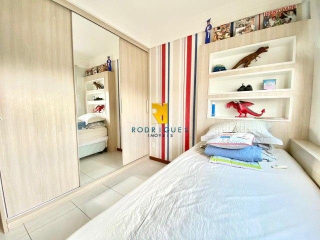 Apartamento 4 quartos suite 2vg Lazer completo em Jardim Camburi - Foto 5