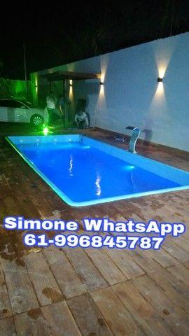 piscina de fibra 5m rt - Foto 3