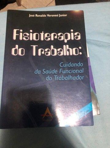 livros Fisioterapia - Foto 3
