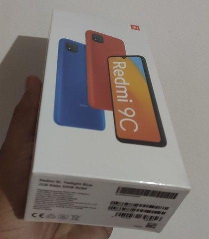 Xiaomi redmi 9C 128gb,64gb e 32gb lacrado na caixa com garantia - Foto 2