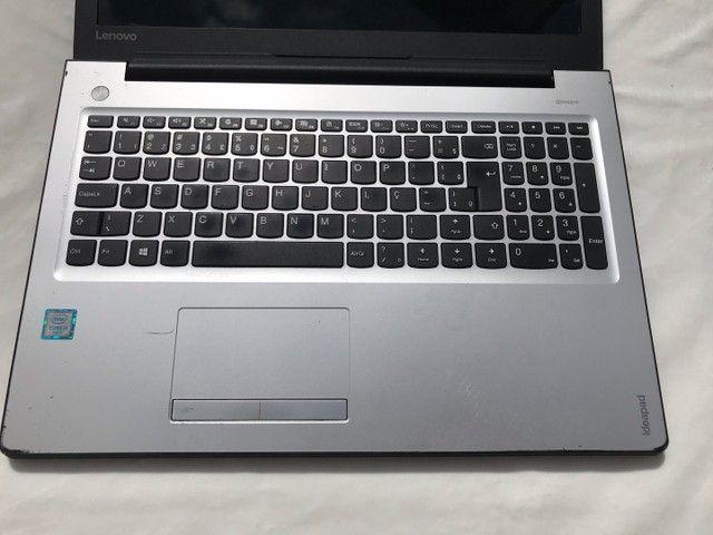 Notebook Lenovo Ideapad 310 80 Uh, Core I3 6ª Geração, 15? - Foto 5