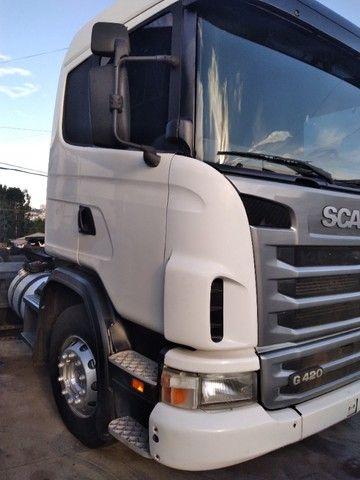 Scania 124 g420 6x4 - Foto 3