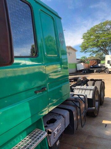 Caminhão scania 112hw 360 cavalo truck 6x2 - Foto 4