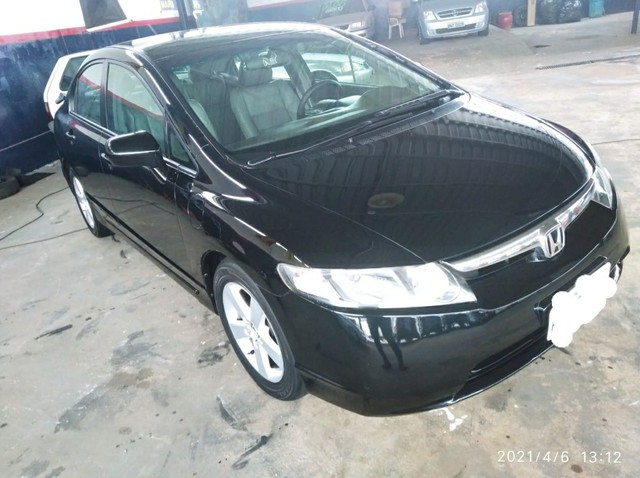 Honda Civic Xls Flex - Foto 4