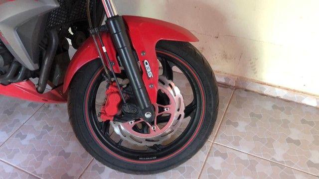 Vendo moto 300 cc ano 2019  - Foto 4