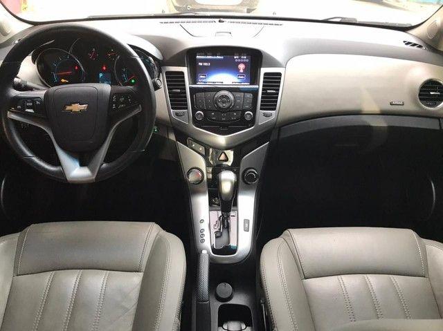 GM Cruze 2014 LTZ 1.8 Automático GNV Injetável - Foto 6