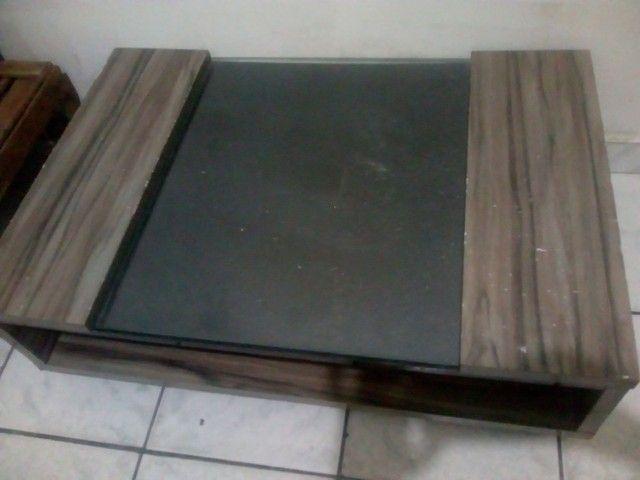Centro de mesa de vidro  - Foto 2