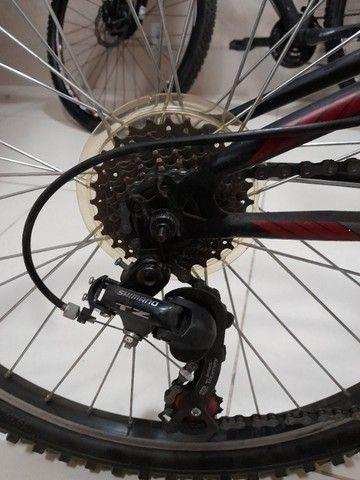 : Bicicleta Gonew Endorphine 5.7 Thumb Shifter- Shimano Alumínio Aro 26 -
