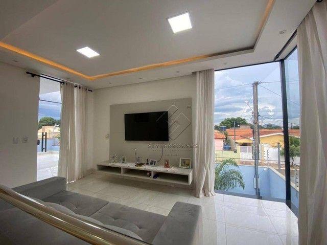 Sobrado com 5 dormitórios à venda, 298 m² por R$ 735.000,00 - Parque do Lago - Várzea Gran - Foto 14