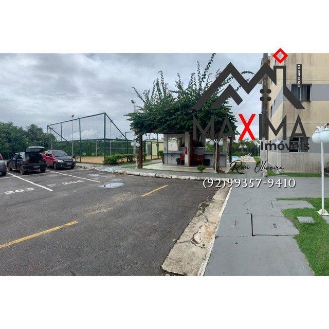 Apartamento para aluguel, 3 quartos, 1 vaga, Compensa - Manaus/AM - Foto 5