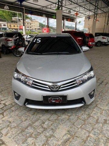 Toyota- Corolla 2.0 XEI 2015 + IPVA 2021 pago. - Foto 5