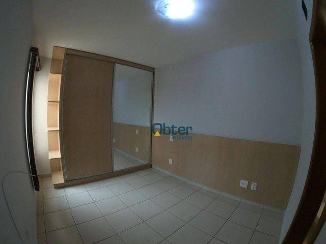 Apartamento com 3 dormitórios para alugar, 81 m² por R$ 1.550/mês - Chácaras Alto da Glóri - Foto 10