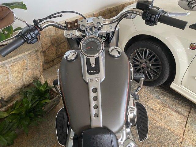 Harley Davidson Fat Boy 107 - 2019  - Foto 6