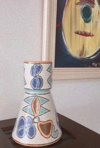 Jarro Trapezio / Oficina Cerâmica Francisco Brennand