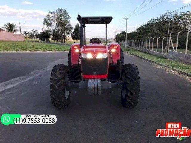 Trator Massey Ferguson 4275 4x4 ano 15 60800 - Foto 5