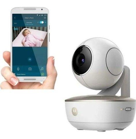 Câmera Portátil para monitorar o sono dos seus filho (Babá Eletrônica)
