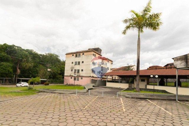 Apartamento com 2 dormitórios à venda, 51 m² por R$ 135.000,00 - Dom Pedro - Manaus/AM - Foto 12