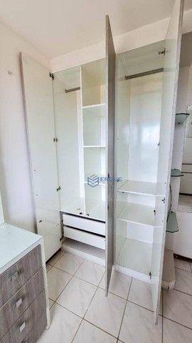 Apartamento com 3 dormitórios à venda, 93 m² por R$ 430.000,00 - Varjota - Fortaleza/CE - Foto 10