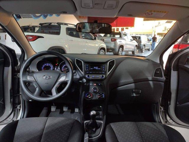 HB20 2018/2018 1.0 COMFORT PLUS 12V FLEX 4P MANUAL - Foto 8