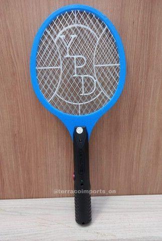 Raquete Elétrica Mata Mosquito