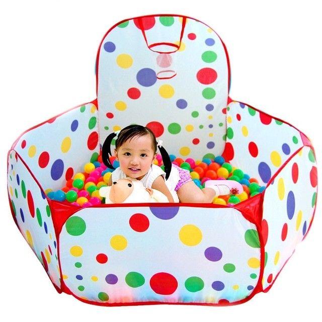 Piscina com cesta + 50 Bolinhas - Foto 2