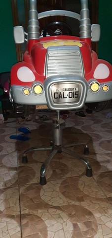 Vende se cadeira de corte infantil  - Foto 5