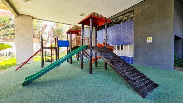 Apartamento com 3 dormitórios à venda, 93 m² por R$ 430.000,00 - Varjota - Fortaleza/CE - Foto 4
