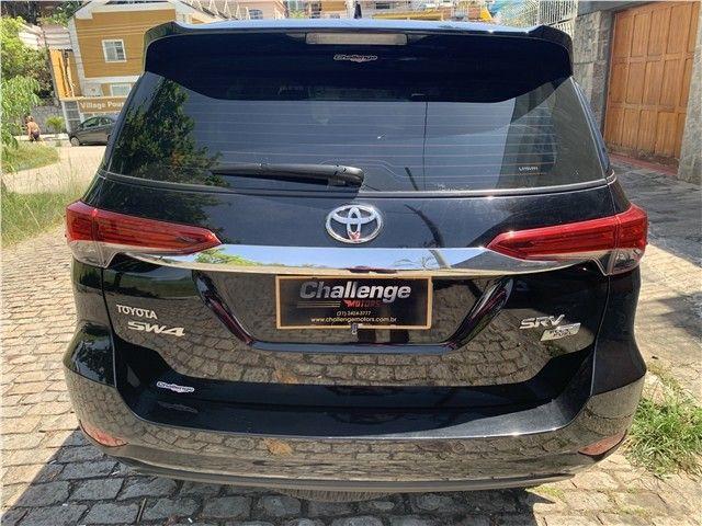 Toyota Hilux sw4 2020 2.7 srv 7 lugares 4x2 16v flex 4p automático - Foto 5