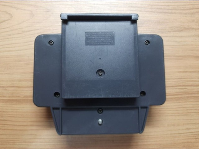 Master Gear. Adaptador de cartuchos do Master System para o Game Gear. Raro. - Foto 2