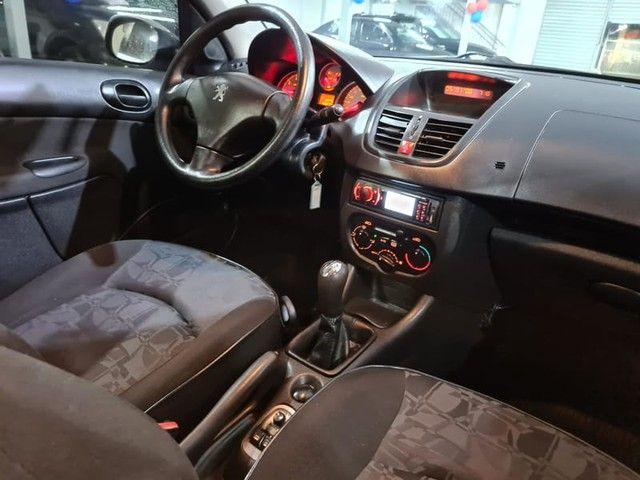 """Peugeot 207 SW XR Sport 1.4 8V FLEX 4P 2010 """"Periciado"""" - Foto 13"""
