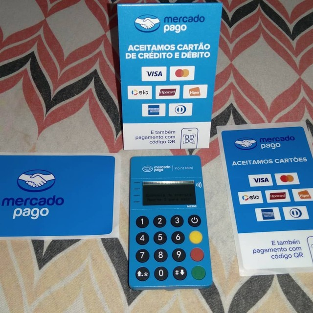 Maquiniha de cartão por aproximação NFC  - Foto 5