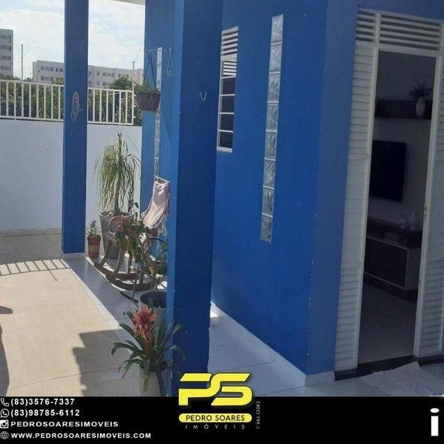 Casa com 3 dormitórios à venda, 136 m² por R$ 430.000 - Jardim Cidade Universitária - João - Foto 2