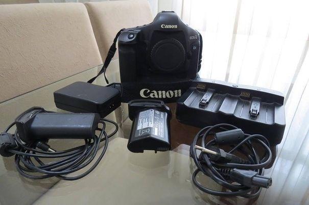 Canon 1D Mark iii  - Foto 2