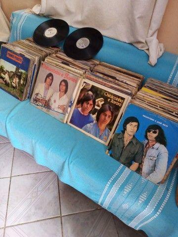 450 discos de vinil