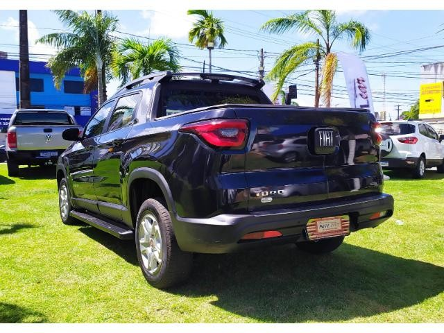 Fiat Toro Opening Edition 1.8 16V Flex Aut. - Foto 4