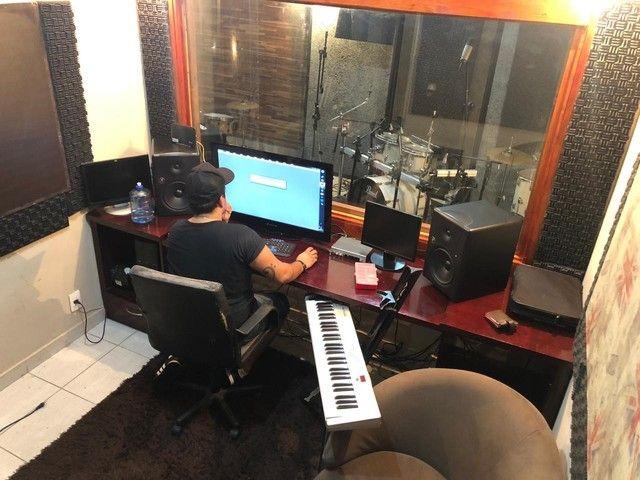 Studio de gravação