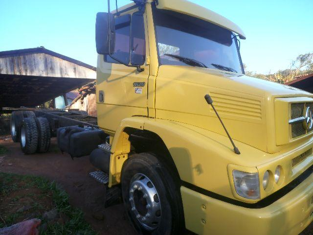 MB 1620 TRUCK 6 MARCHAS