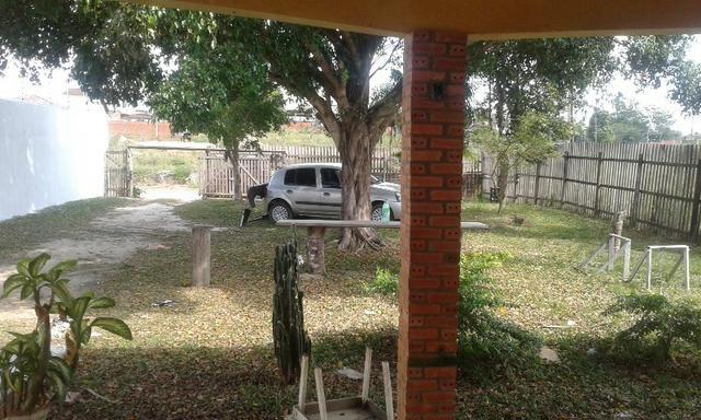 Casa com terreno 15 x 39 ao lado do ginasio do sesi do manoel julião