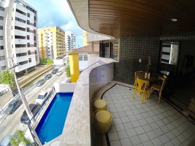 Apartamento totalmente nascente (198m²) - Ponta Verde