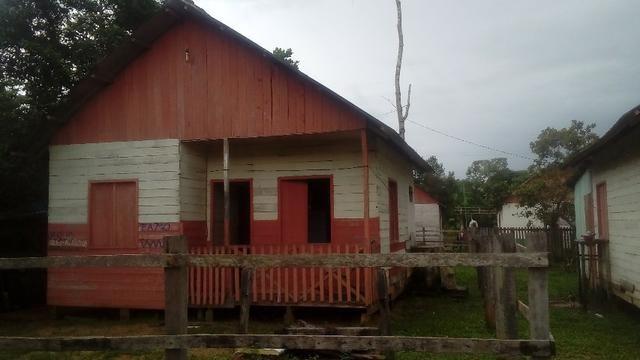 Vendo casa em município de Porto Acre