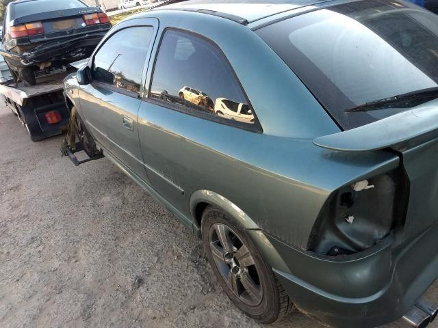 GM Astra 1.8 Gls 1999 2 Portas Sucata Em Peças Acessorios Lataria Motor Cambio - Foto 3