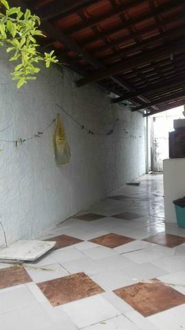 Vendo linda casa na ilha de barra do pote, tem documentos