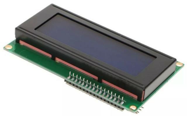 COD-AM249  Display Lcd 20x04 Alfanumérico Serial I2c Azul 2004 20x4 Arduino Automação R - Foto 2