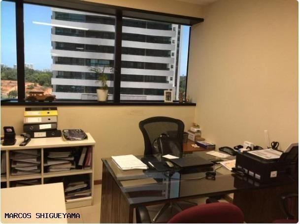 Linda sala localizada no Edficio. Wall Street, Paralela. VG1740 - Foto 7