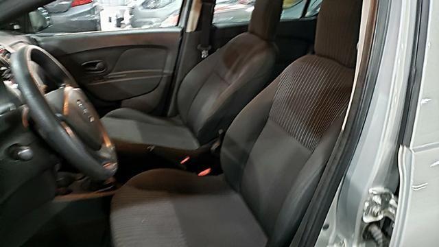 Renault Sandero Authentique - Com Gnv - Foto 9