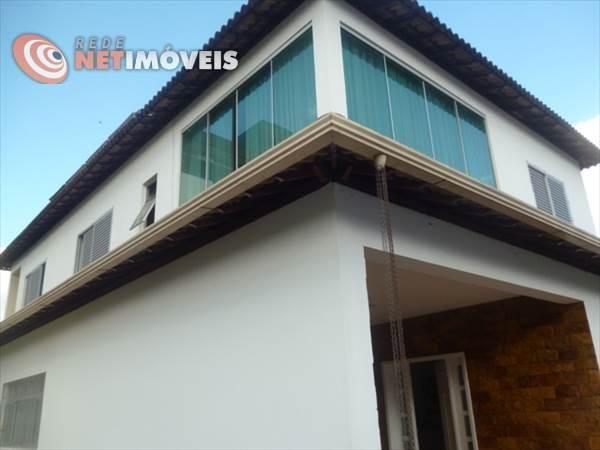 Casa à venda com 5 dormitórios em Serrano, Belo horizonte cod:393508