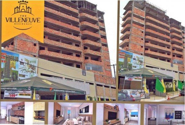 The Villeneuve Apartamento Parcelado ao lado clube Di Roma - Apartamento Alto Pa... - Foto 12