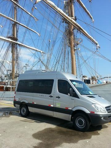 Aluguel de vans para turismo, viagens e eventos - Foto 2